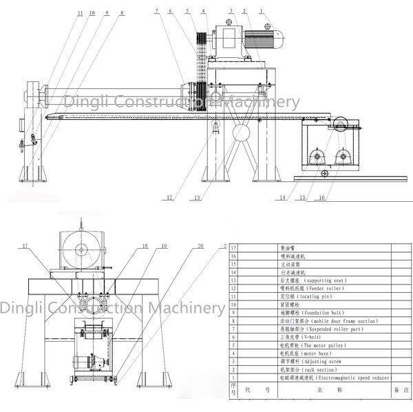 precast concrete pipe machine of ec91091520