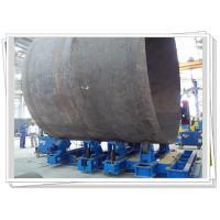 Buy cheap Wind Tower Used Hydraulic Fit Up Rotator With 3 Axial Direction Adjustment from wholesalers