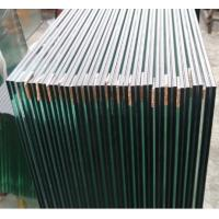 Quality High Safety Laminated Glass Sheets With PVB Interlayer Customized Thickness for sale