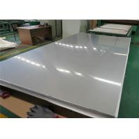 Quality 22 Ga 1mm 304 Stainless Steel Sheet , Cold Rolled Stainless Steel Thin Sheets for sale