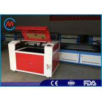 Quality 40W Co2 Wood Laser Cutting Machine , Portable Laser Cutting And Engraving Equipment for sale