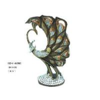 Quality Resin Peacock Statue (D22-11488B63) for sale