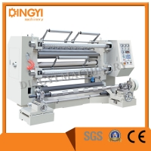 China 3.8KW Non Woven OPP CPP PE PVC Slitting Rewinding Machine on sale