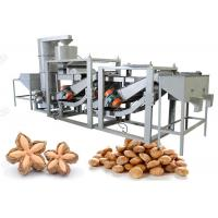 Quality Fully Automatic Walnut Sheller 200 - 300kg/H Capacity 12 Monthes Warranty for sale