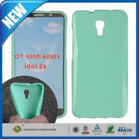 Buy Dustproof Soft Plastic Skin Candy Cover FOR Alcatel One Touch Idol 2S OT-6050Y at wholesale prices