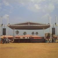 Quality Concert Aluminium Truss With Roof for Outdoor Event Stage Truss for sale