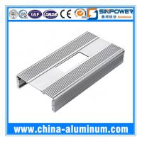 Quality Aluminium Profile with Bending Drilling Punching for Trolley Case for sale
