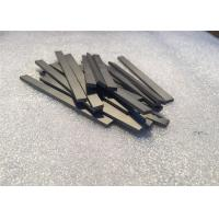 Quality K10 K20 Stb Tungsten Carbide Strips , Tungsten Carbide Alloy High Performance for sale