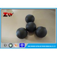 Quality Cement mining ball mill balls , cast iron Sag Mill Grinding Ball HRC 60-68 for sale