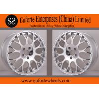 Quality Susha Professional Wheels Manufacturer - VIA/JWL Machined Silver 20inch Forged Rims From China Factory for sale
