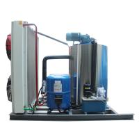 Quality 2000kg / 24h Flake Ice Making Machine With 304 Stainless Steel Spiral Blade for sale