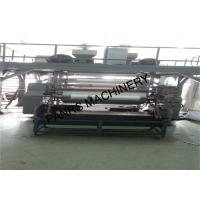 Quality LLDPE LDPE Stretch Film Big Roll Extrusion Machine With 1500 mm Width for sale