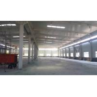 Quality Factory Steel Structure Workshop / Pre Engineered Metal Buildings Business for sale
