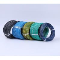 Quality Internal Wiring Automotive Cable Wire PVC / XLPE Insulation High Temperature Resistance for sale