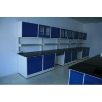 Quality Epoxy resin lab table furniture equipment with corrosion resistant, strong acid and alkali for sale