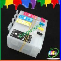 Quality new printer refillable cartridge for Epson WF-7610 with reset chip for sale
