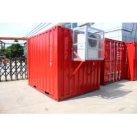 China Temperature Controlled Cold Storage Containers , Freezer Shipping Containers Quick Freezing on sale
