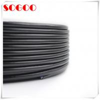 Quality DC RRU Outdoor Electrical Cable Precision Black Color For ZTE Remote Radio Unit for sale