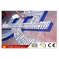 Quality Hyundai Acrylic Sheet 3D Stickers Advertising Letters Signs For Outdoor / Indoor for sale