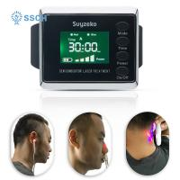 Quality Low Level Laser Healing Device , Laser Therapy Watch For Blood Pressure Reducing for sale