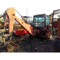 Buy cheap Used Hitachi BX70 backhoe loader Hitachi backhoe loader BX70 from wholesalers