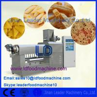 Quality China Stainless Steel automatic single screw extruder for sale