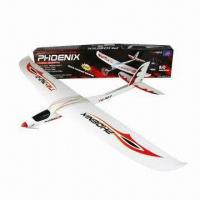 Quality 4-channel RC Glider with 390A Motor for sale