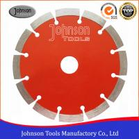 Quality 150 mm Diamond Cutting Disc For Cutting Granite Slabs / Granite Countertop Cutting for sale