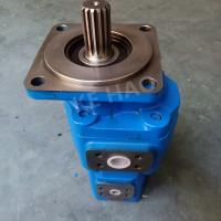 Quality Abrasion Resistance Loader Gear Pump With Floating Bush Structure for sale