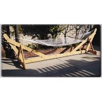 Quality Big Size Wooden Hanging Hammock Chair for sale