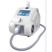 Quality SPA Laser IPL RF Skin Contact Cooling Wrinkle Dispelling , Chloasma Removal for sale
