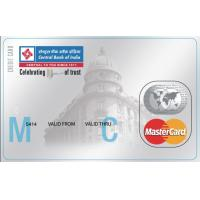 China Personalization MasterCard Smart Card with Silver MC Hologram Label on sale