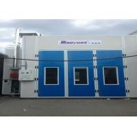 Commercial Downdraft Truck Spray Booth Coating EPS Wall Panel Eco Friendly