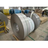 Quality Cold Rolled Stainless Spring Stainless Steel Strip Coil Bright Annealed for sale