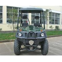 Quality Auto Dump Bed Gas Utility Vehicles 300CC Water Cooled Atv Utility Vehicles for sale