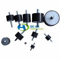Good Flexibility Rubber Vibration Damper , Anti-Vibration Mounts (AVM)