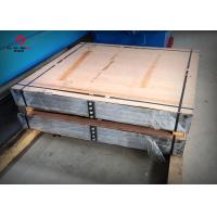 Quality Square Rigid Thermal Insulation Board / Polished Flat Large Aluminum Sheets for sale