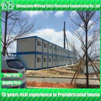Quality China Cheap Mobile House Portable Container House prefabricated used for Hotel and Office for sale