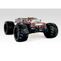Electric 2.4 GHZ 4WD RC Monster Truck High Speed RC Cars 2 Channel