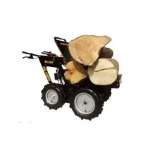 Quality Motor Wheelbarrow with Flatbed , B&S  Engine 750 ,Four Wheels,  Chain Driver 4X4 for sale
