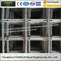 Quality Plain Bars Coils Steel Reinforcing Mesh Footings Residential Slabs for sale
