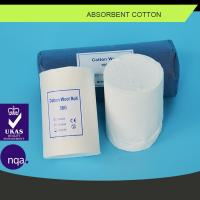 Quality Absorbent Cotton Wool 50G 100G 500G Medical Textile Products Surgical Dressing for sale