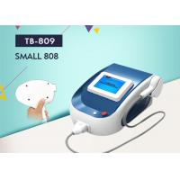 Quality Import Bars Portable 808nm Diode Laser Hair Removal Machine With Big Spots for sale