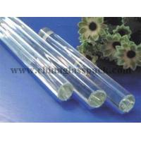 Buy cheap Borosilicate Clear Glass Rod from wholesalers