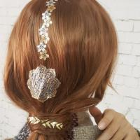 Quality Hot! Metallic Flash Hair Tattoo for sale