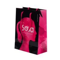 Quality Eco Friendly Branded Paper Bags ,  Custom Printed Gift Bags With Logo for sale