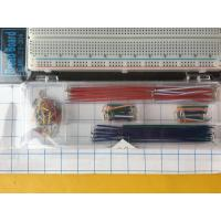 Quality 70 Pcs Breadboard And Wire Kit 1660 Tie Point ABS Material 20AWG - 29AWG for sale