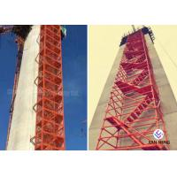 75 Type Construction Scaffold Stair Tower With 2.5m Length Flexible To Disassemble for sale