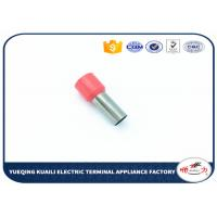Quality Single wire iInsulated Cord End Terminals tube type cable Terminal E35-16 for sale