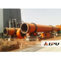 Quality Lime Calcination Rotary Cement Kiln To Roast Active Lime And Dolomite 26 - 5000 TPD for sale